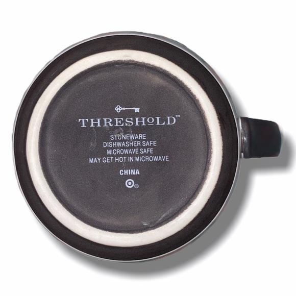 Threshold Other - Threshold Stoneware Coffee Mug Monogram S